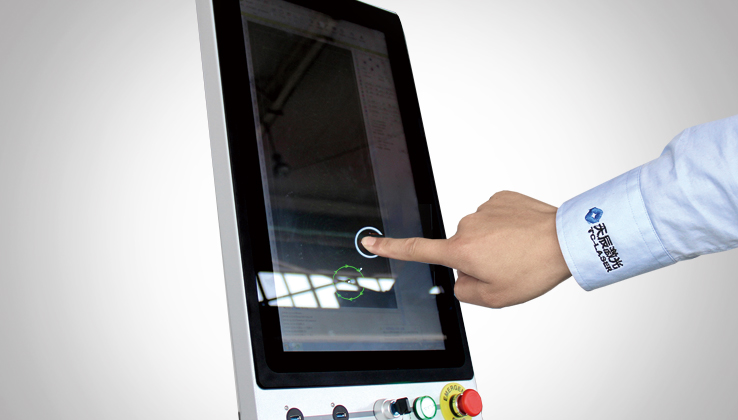 software control of fiber laser cutting machine