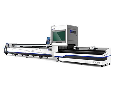 Professional tube&pipe fiber laser cutting machine TC-T220