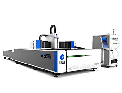Exchange table  fiber laser cutting machine TC-E