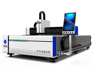 Middle sheet fiber laser cutting machine TC-FS