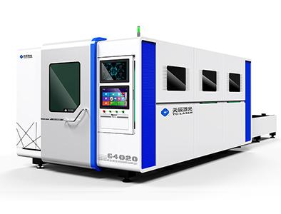 High power fiber laser cutting machine TC-G