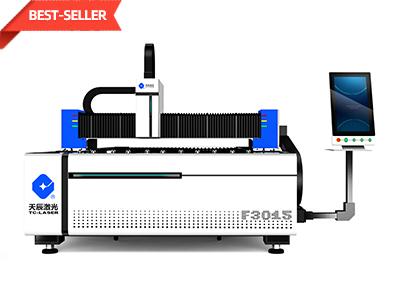 Best-seller Metal Sheet Fiber Laser Cutting Machine TC-F