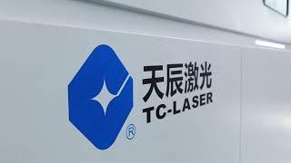New model Protective fiber laser cutting machine 2019