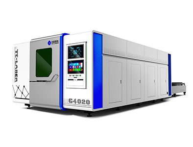 High Power Fiber Laser Cutting Machine TC-G