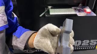 TC-P6025 fiber laser cutting machine