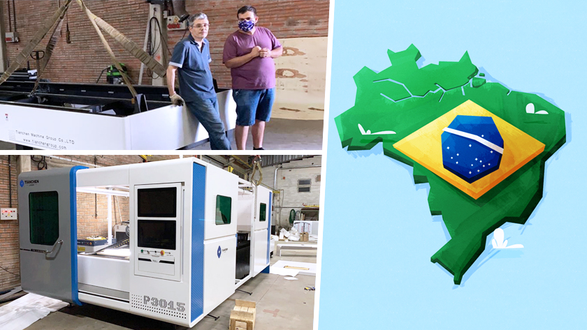 ​Tianchen Laser deploys in the Brazilian market