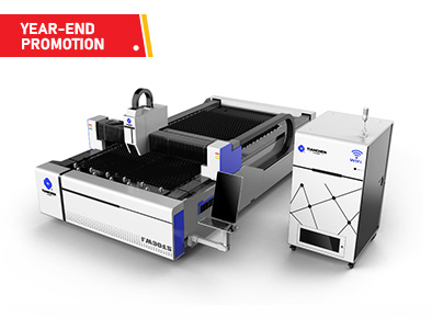 Magic series - Single platform sheet fiber laser cutting machine TC-FM3015