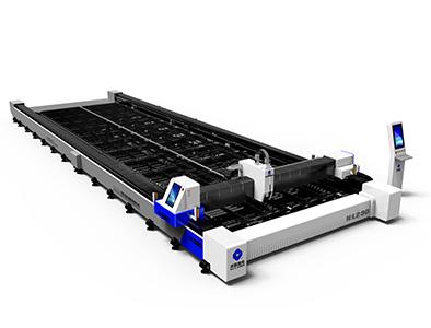 Top 1 Super-wide Fiber Laser Cutting Machine TC-H