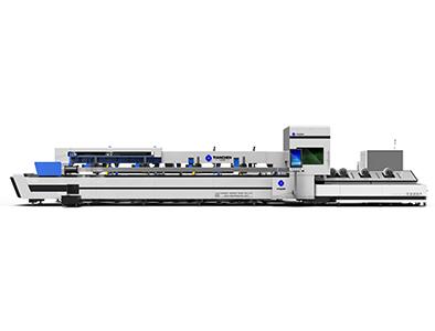 Auto Feeding Tube & Pipe Laser Cutting Machine TC-T220A