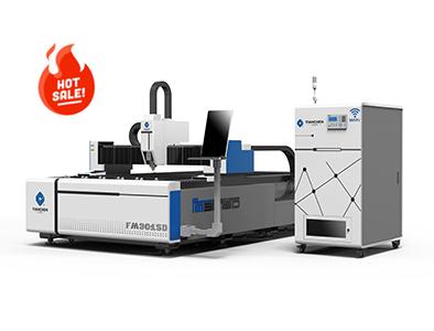 Single platform sheet fiber laser cutting machine TC-FM3015D