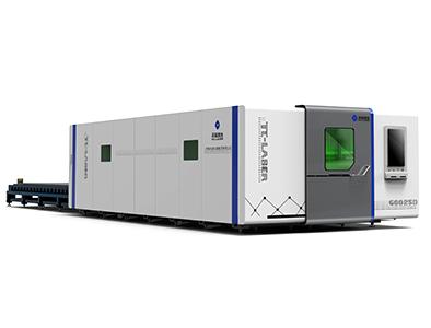 Super High Power Fiber Laser Cutting Machine TC-G