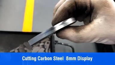 TC Laser PM3015 cutting CS 8mm display /Fiber laser cutting machine manufacturer
